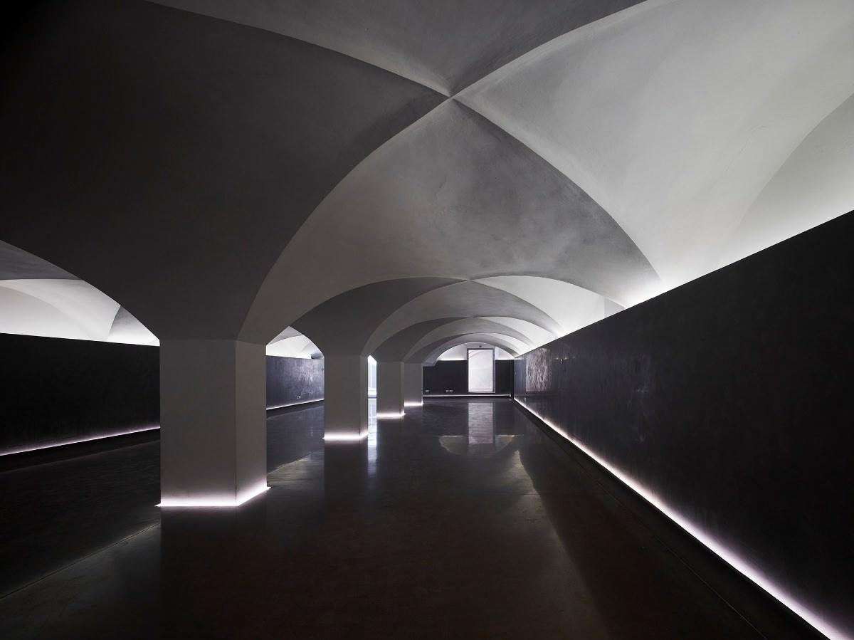 Ipostudio nuovo Museo degli Innocenti Firenze salone Borghini per convegni e attività espositive imagecredits foto Pietro Savorelli