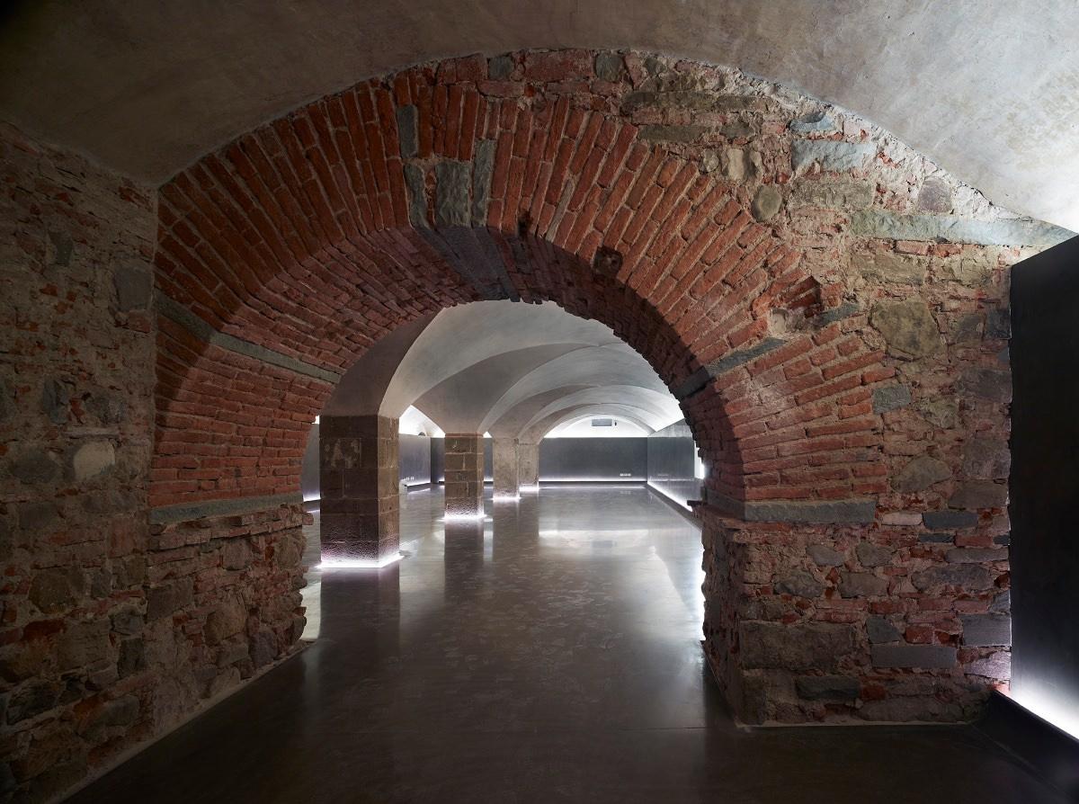 Ipostudio nuovo Museo degli Innocenti Firenze salone delle Compagnie per convegni e attività espositive imagecredits foto Pietro Savorelli