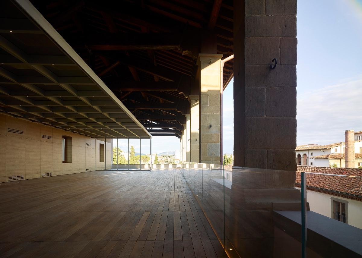 Nuovo Museo Degli Innocenti Casabella