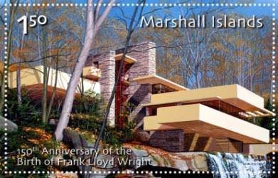 150° Frank Lloyd Wright 2017