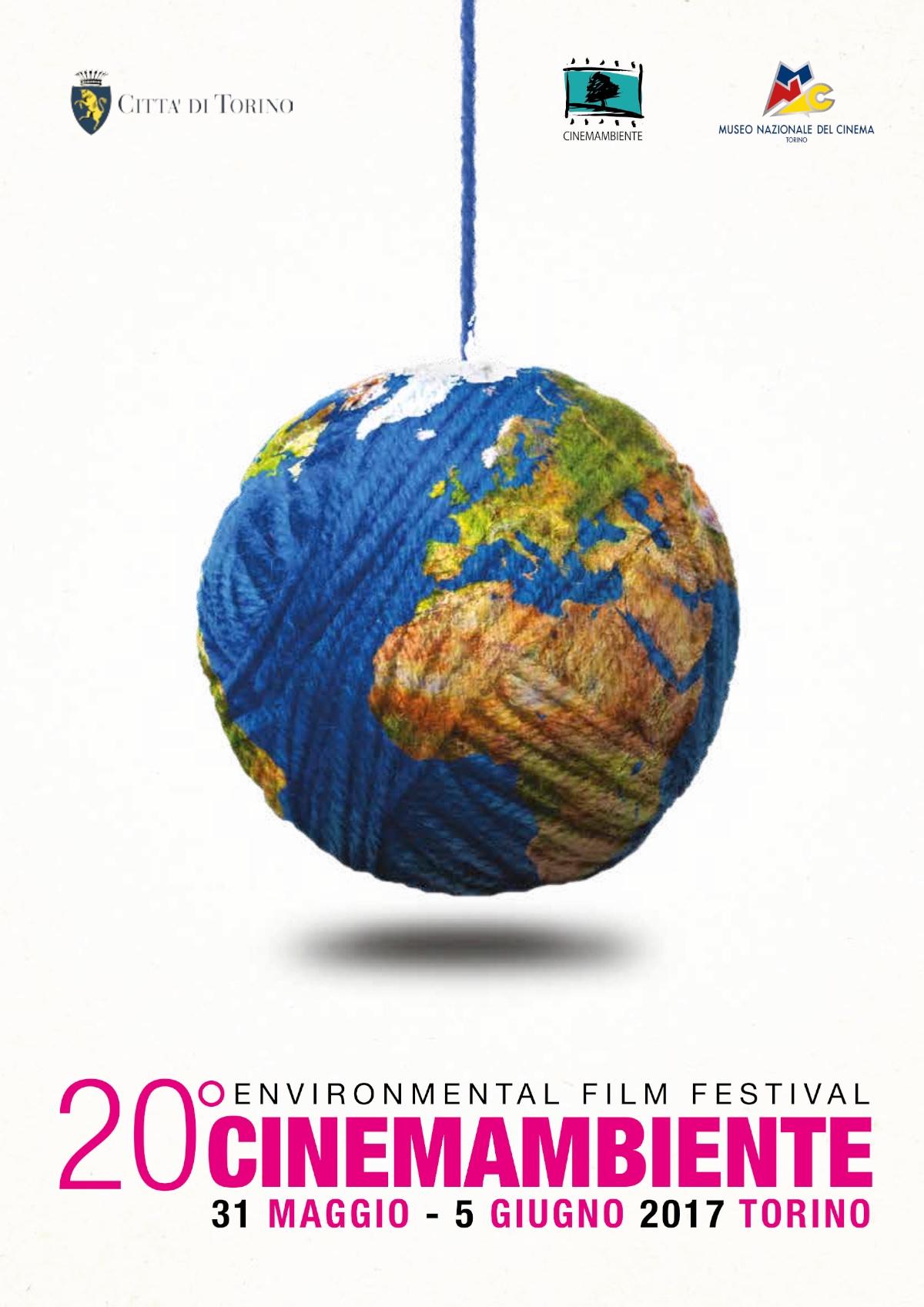 20° Festival CinemAmbiente poster