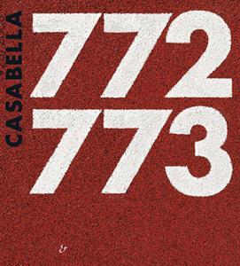 LXXII 2008 December 772 LXXIII 2009 January 773