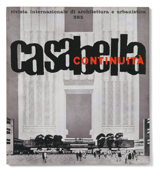 XXVI 1962 July/Luglio 265