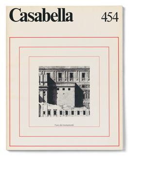 XLIV 1980 January/Gennaio 454