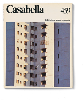 XLIV 1980 June/Giugno 459