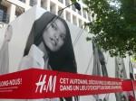 H&M Champs-Elysées Paris