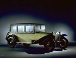 Lambda - foto Archivio fotografico Lancia