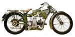 Guzzi Normale 1921-24 – da Mario Colombo, Moto Guzzi, Milano 1990