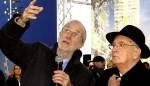 Renzo Piano e Giorgio Napolitano - foto © Presidenza della Repubblica