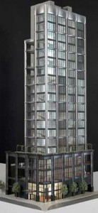 Building of the Year Annabelle Selldorf's 200 Eleventh Avenue NY maquette