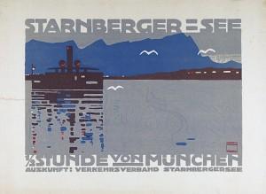 Starnberger See 1910