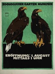 Zoo München 1911