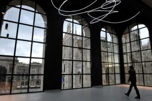 Museo 900 - sala Fontana