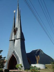 Roman Catholic church Paks 1987-91 ph. Osbi PD
