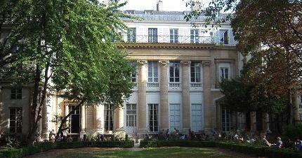 Istituto Italiano di Cultura Parigi Hotel de Galliffet imagecredits Patrick Janicek CC-BY-2.0