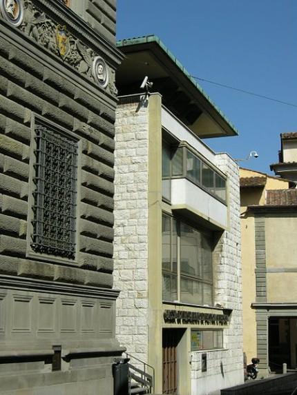 Michelucci ampliamento Cassa Risparmio Pistoia imagecredits sailko CC BY-SA 3.0