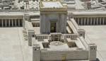 Modello del secondo tempio di Erode Israel Museum imagecredits Ariely CC BY 3.0