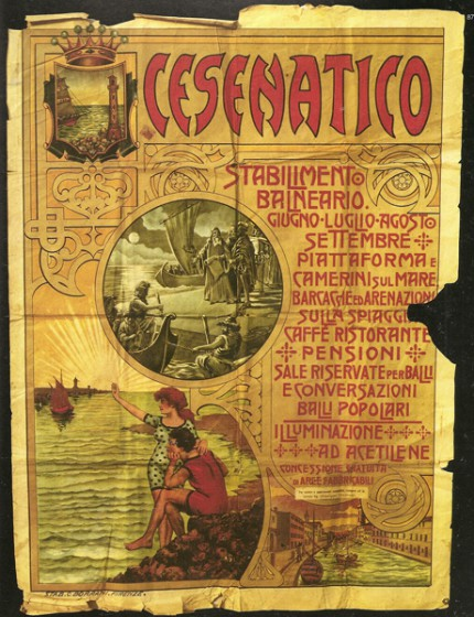 poster Cesenatico imagecredits romagnaliberty.it