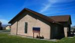 Biblioteca di Mattawa USA costruita con balle di paglia imagecredits Williamborg CC-PD