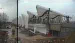 Calatrava stazione Mediopadana imagecredits webcam km129.it