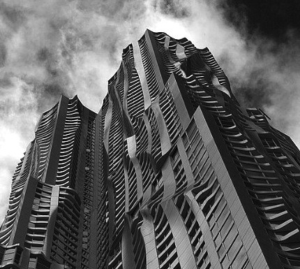 Frank Gehry Spruce Tower NY imagecredits Emmett hume CC BY 3.0