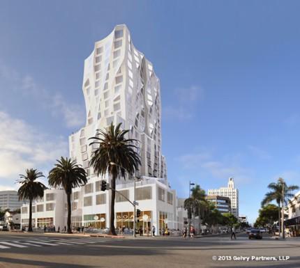 Ocean Avenue Project imagecredits Gehry Partners LLP oceanavenueproject.com