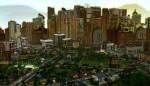 SimCity Metropolis at Dusk imagecredits simcity.com