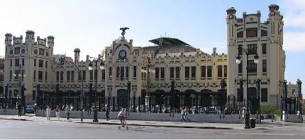 Valencia Estación del Norte imagecredits Julo PD