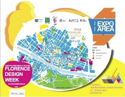 FDW map imagecredits florencedesignweek.com