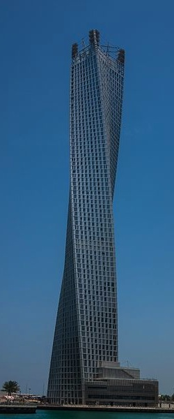 SOM Infinity Dubai imagecredits Imad marie  CC BY-SA 3.0