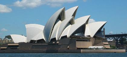 The Sydney Opera House imagecredits Bjarte Sorensen CC BY-SA 3.0
