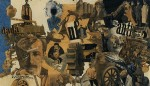 Hannah Höch collage detail 1919 imagecredits PD-US
