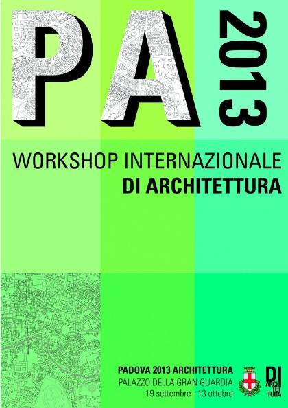 locandina Workshop Padova