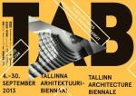 Tallinn Architecture Biennale 2013 imagecredits tab.ee