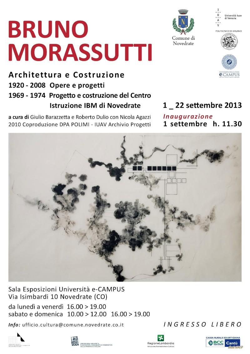 locandina mostra Morassutti