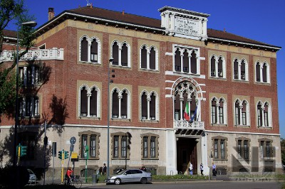 C Boito Casa di Riposo per Musicisti Milano imagecredits Dr. Norbert Heidenbluth CC BY-SA 2.0