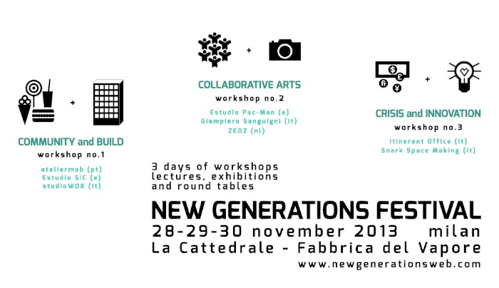 New Generations Festival Milano