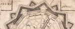 Palmanova dal Coronelli 1708