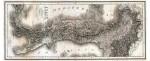 G.A. Rizzi-Zannoni Italia reincisione di Mawman and Smith 1814 imagecredits PD