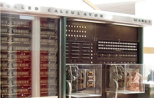 Norman Bel Geddes design del Harvard-IBM Mark I Computer imagecredits  Daderot CC BY-SA 3.0