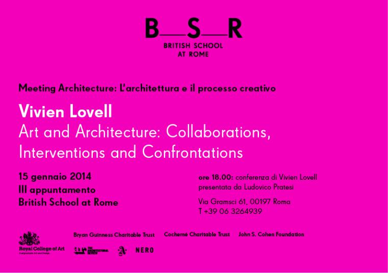 BSR Vivien Lowell
