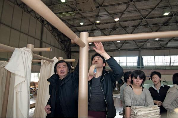 Shigeru Ban Fukushima imagecredits Shigeru Ban Architects