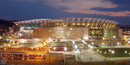 Dan Meis Paul Brown Stadium Cincinnati imagecredits Derek Jensen (Tysto) PD