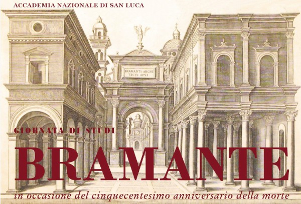 invito giornata Bramante Roma ASL imagecredits accademiasanluca.eu