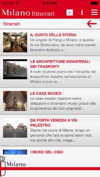 Milano Itinerari del Comune di Milano 1 imagecredits turismo.milano.it