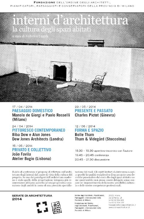 locandina Interni d'architettura Milano imagecredits fondazione.ordinearchitetti.mi.it