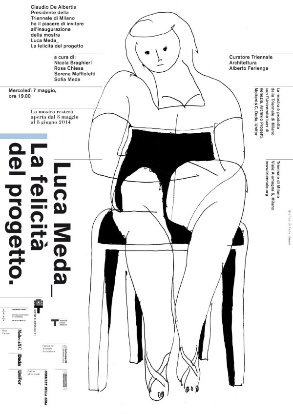Luca Meda Triennale Milano grafica Felix Humm imagecredits triennale.it