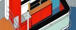 dal poster Alberto Sartoris Villa «Le Lac» Le Corbusier imagecredits villalelac.ch