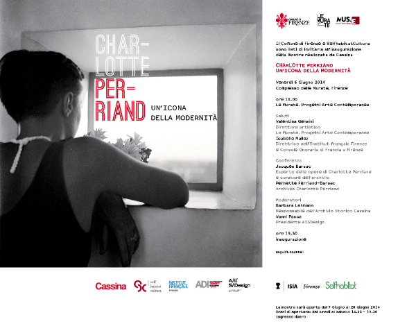 invito mostra Perriand Firenze imagecredits lemuratepac.it