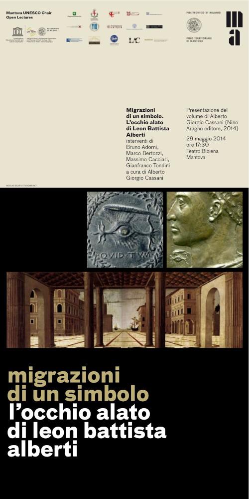 locandina Migrazioni di un simbolo imagecredits polo-mantova.polimi.it